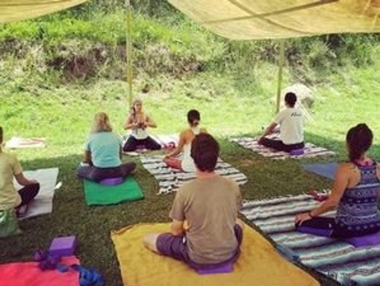28 days Intensive Terra Yoga Teacher Training