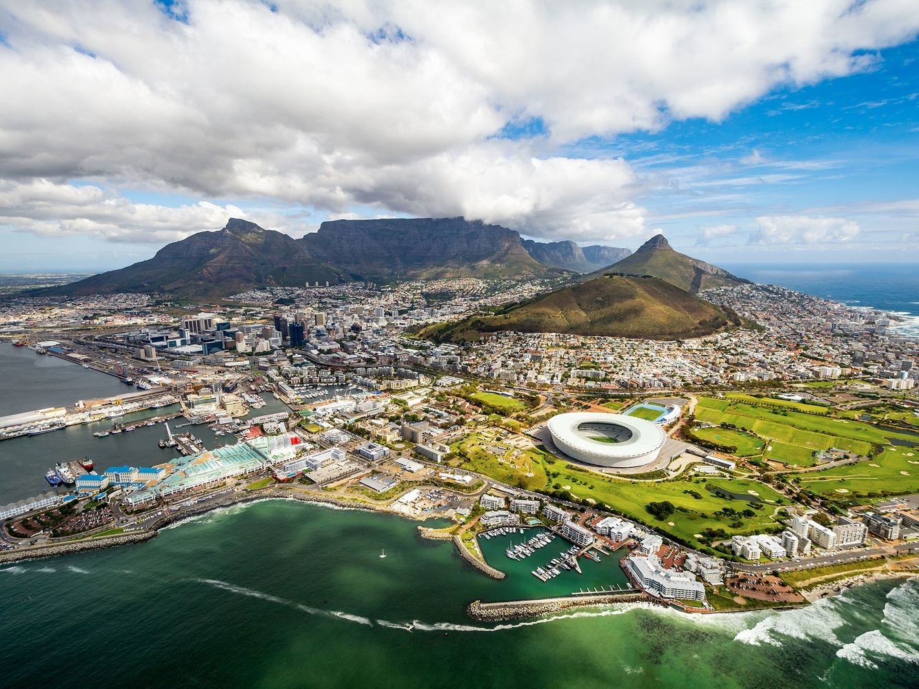 New Year  2019/2020 in Capetown and Garden Route (copy)