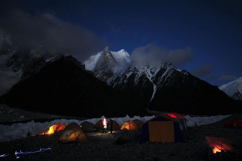 K2 2nd Highest  (The King of Mountains) Base camp & Gandogoro la Trek