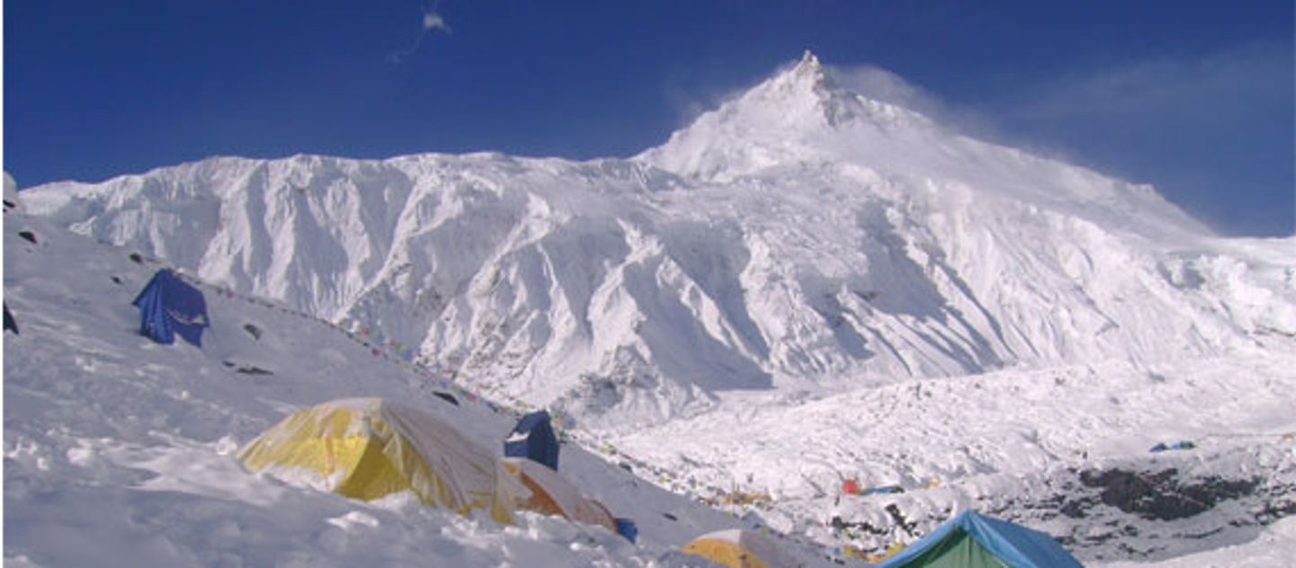 Mt. Manaslu Expedition........ For Price Please Contact US