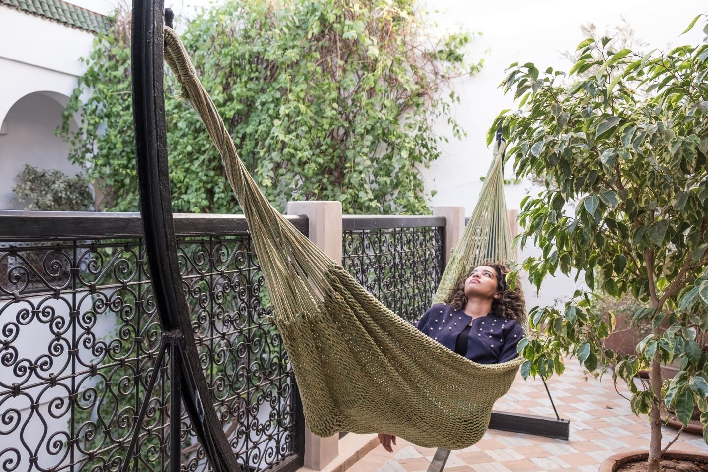 4 days yoga retreat in the heart of Marrakech - All year round