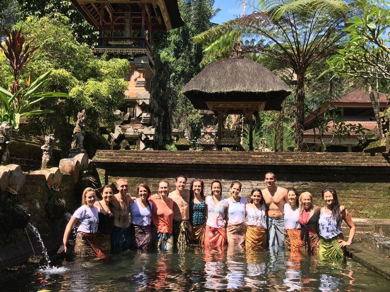 Alchemy of Yoga 3 week Teacher Training in Bali