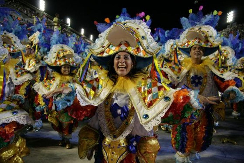 Carnaval Parade Experience Tour