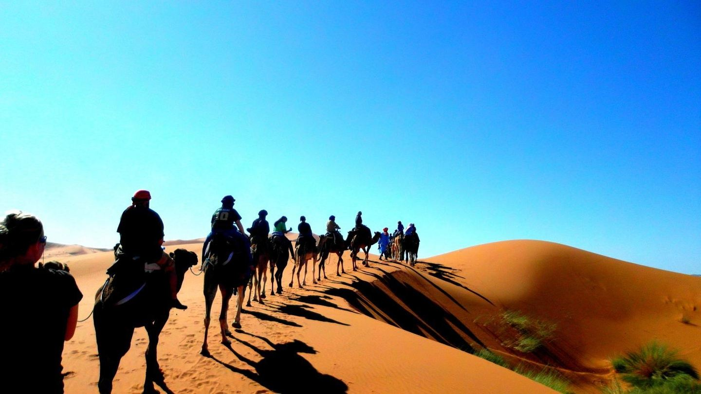 Moroccan Desert tour from Casablanca