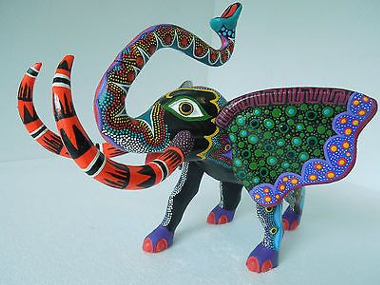 Mexican Folk Art Animals