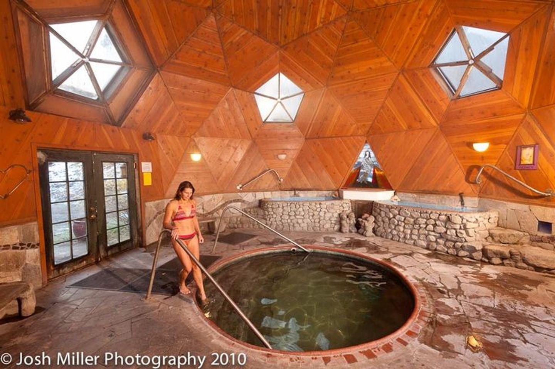 Annual Sierra Hot Springs Sri Yoga Retreat In Sierraville