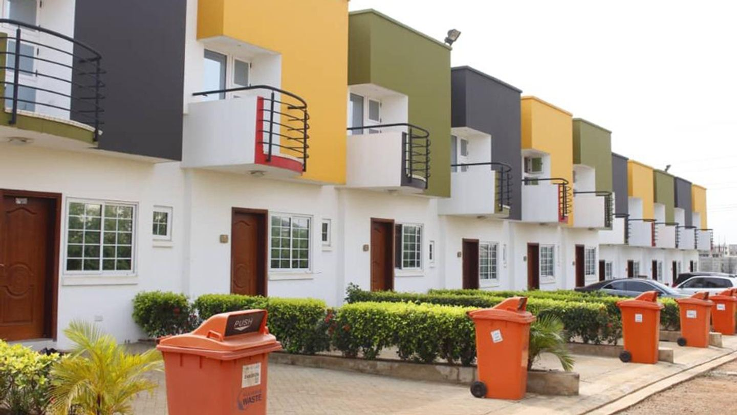 Buy Real Estate in Ghana
