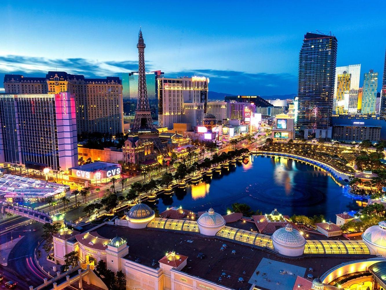 Girls Trip to Las Vegas