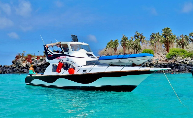 Ferry entre Islas Isabela ➡⬅ Santa Cruz