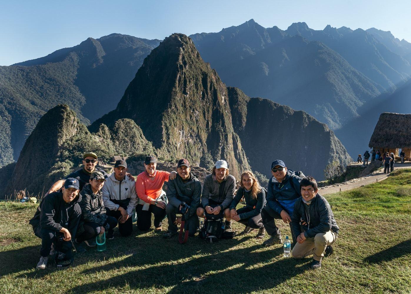 Inca Trail to Machu Picchu 4 Days