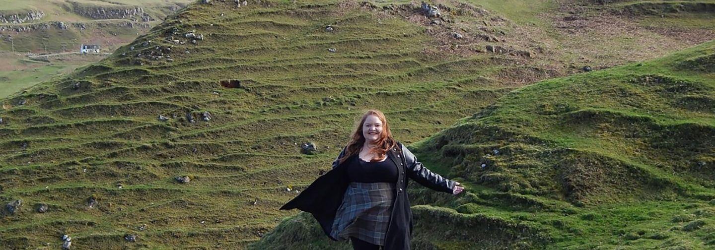 Courtney McInvale's  Spiritual Journey of Irish Battlefields & Rebels