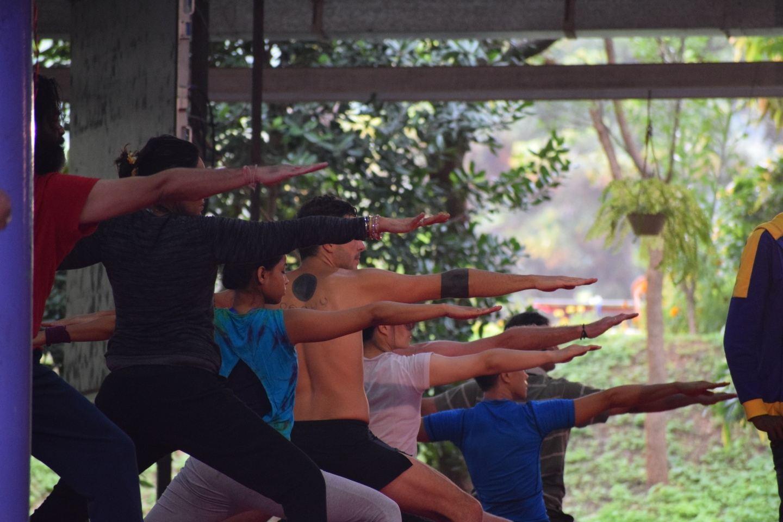 200 hour yoga teacher training course - Scholarship Course