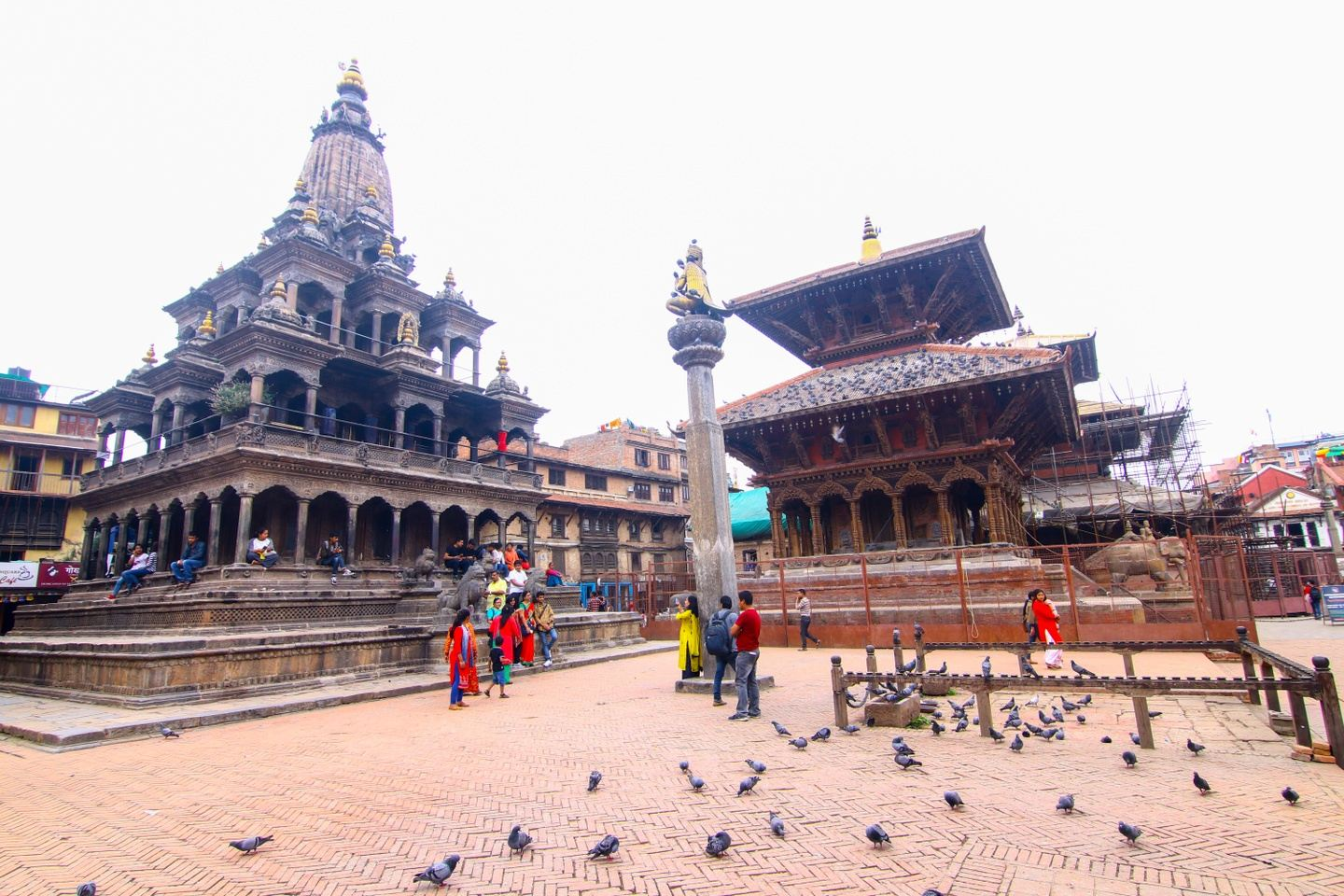 Heritage Tour around Kathmandu Valley