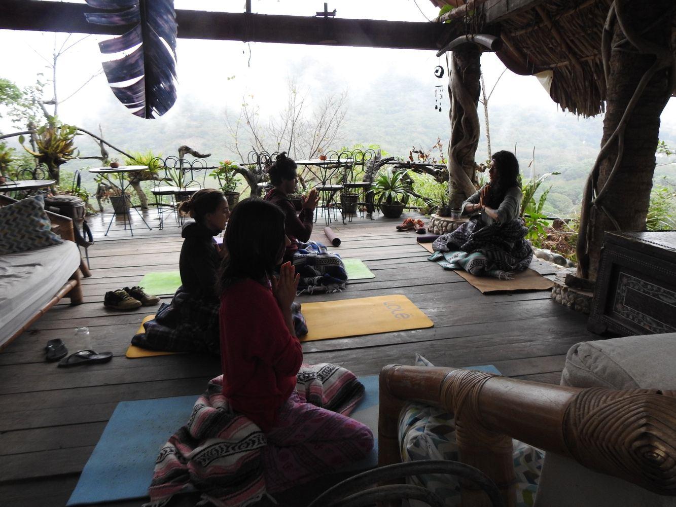 23 Days Terra EcoYoga 200HR Teacher Training at the Biosphere Reserve