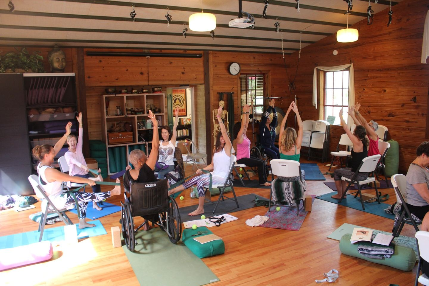 Chair And Yoga For Seniors Certification In Bradenton Fl Usa