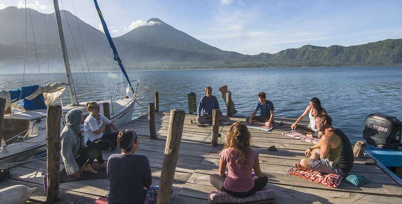300H Yoga Teacher Training - Guatemala