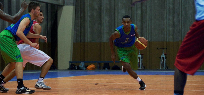 Spain Men's Basketball Tour