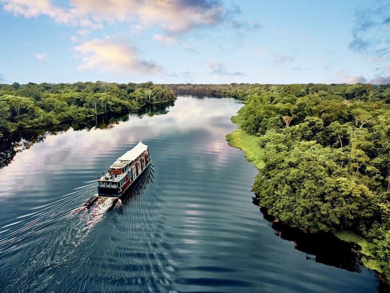 5 Days, 4 Nights Amazing Jungle Experience in Iquitos, Perú