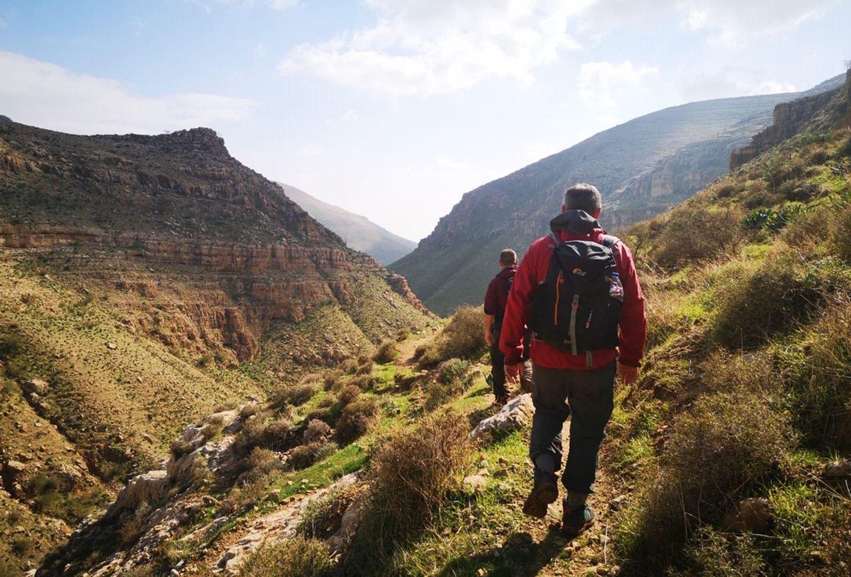 Walking Holiday in Palestine