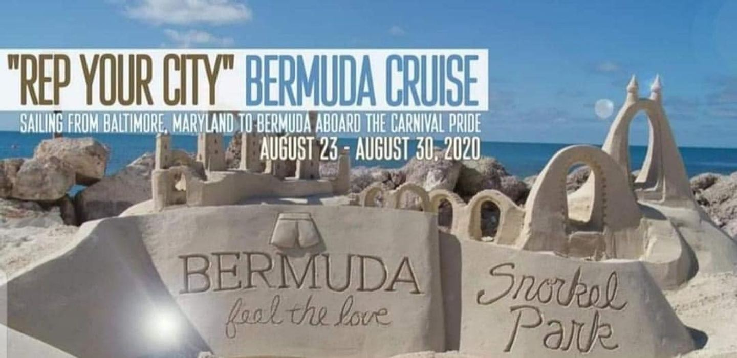 """Promoters United """"Rep Your City"""" Bermuda Cruise 2020"""