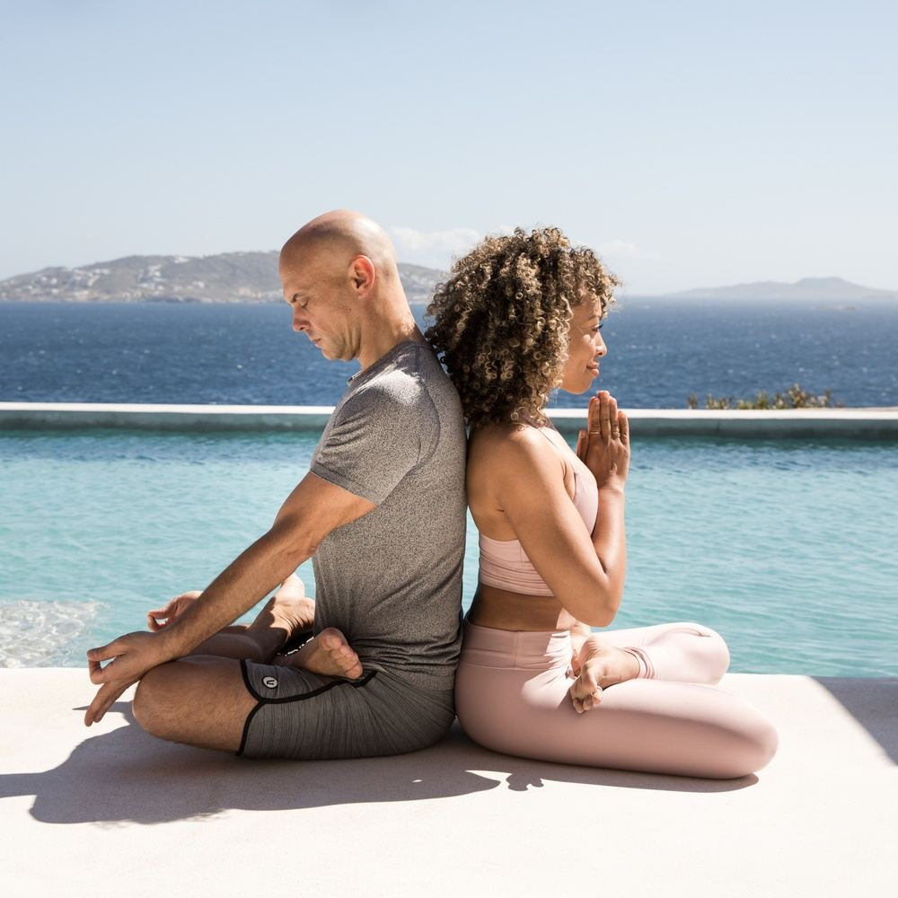Ashtanga Yoga Retreat | Mykonos | with Laruga & David