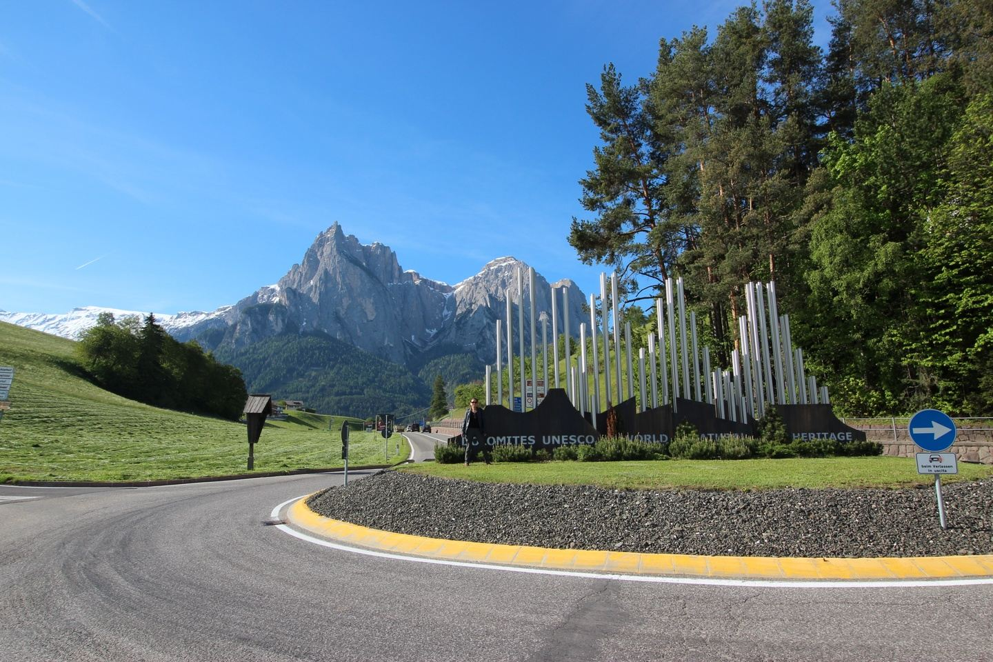 5 Day Swiss Alps and  Italian Dolomites from Zürich