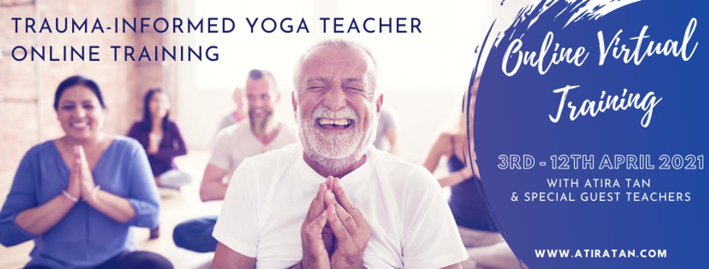 100 Hr Trauma-Informed Yoga Teacher Training