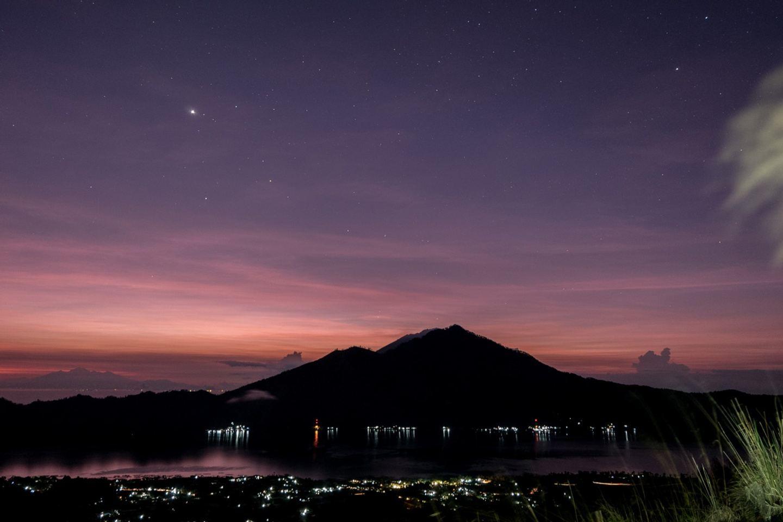 Mount Batur Sunrise Trekking with Hot Spring