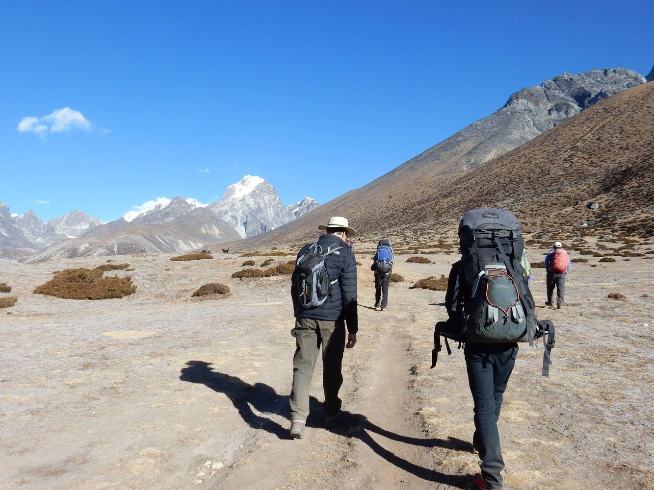 Everest Base Camp Yoga Trekking