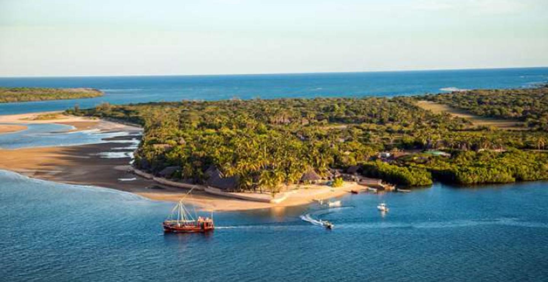 Lamu archipelago is one of beautiful islands in kenya