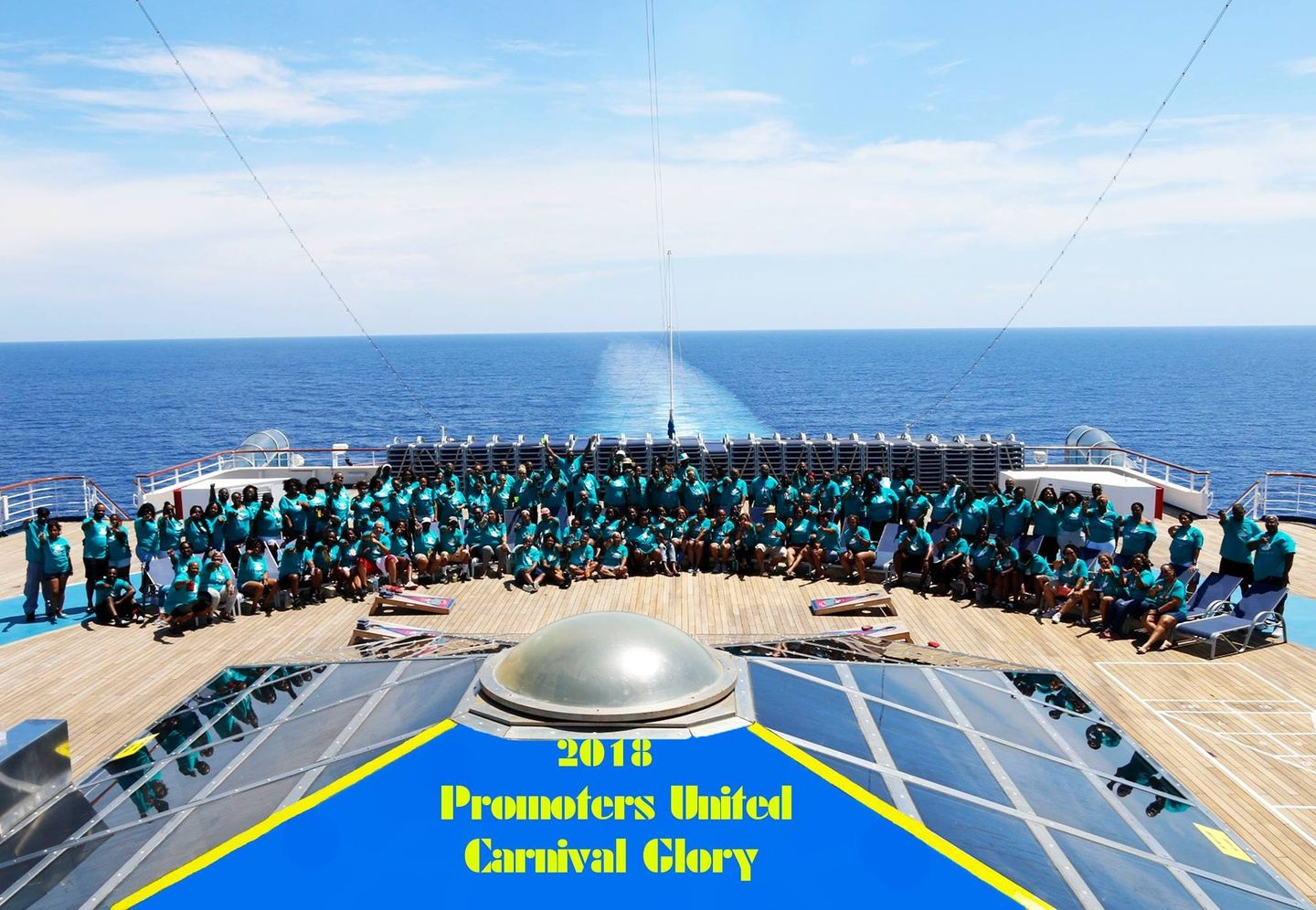 2019 Promoters United Cruise (Aruba Edition) L2G