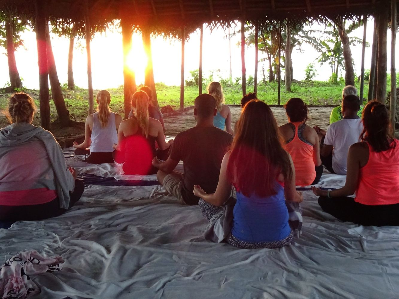 6-Days & 5-Night Yin Yoga & Sacred Adeventure Retreat