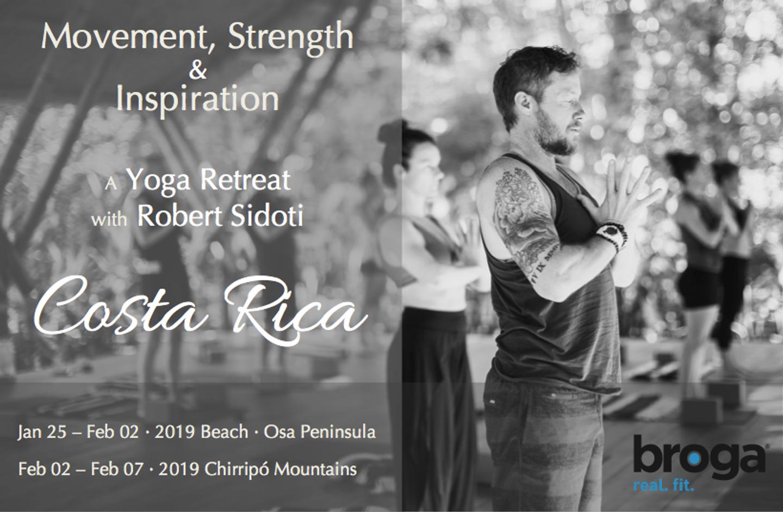 Movement, Strength and Inspiration with Robert Sidoti