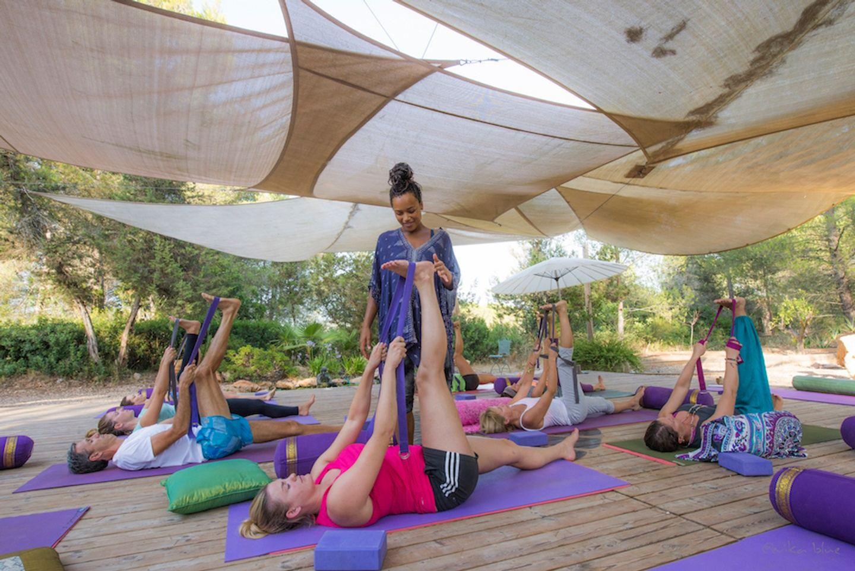 Nourish to Flourish Yoga Retreat