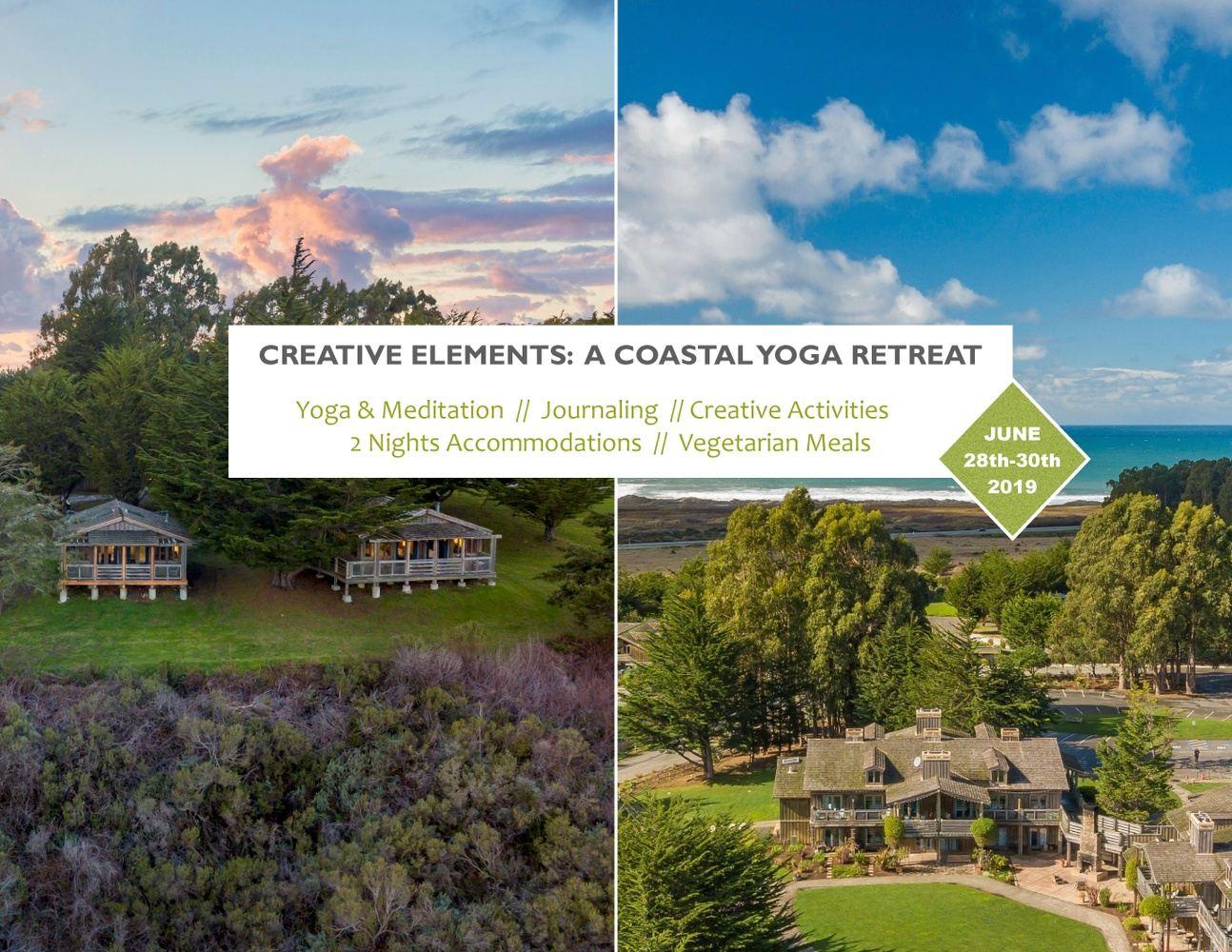 Creative Elements: A Coastal Yoga Retreat