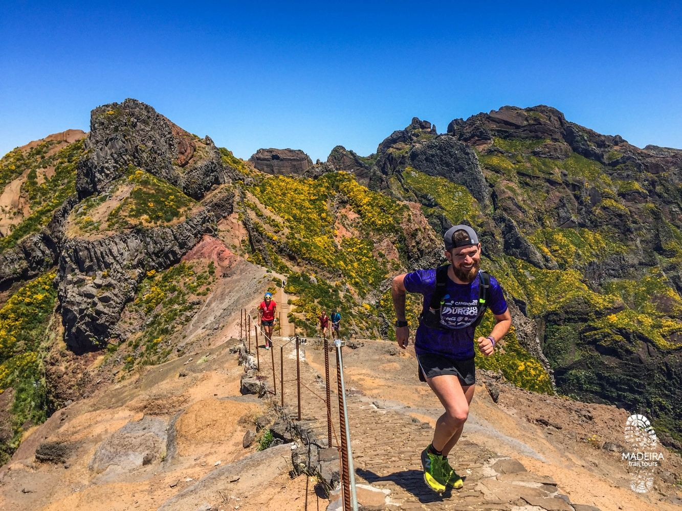 The Peaks Quest Running Tour (Moderate-Hard) - WEDNESDAY