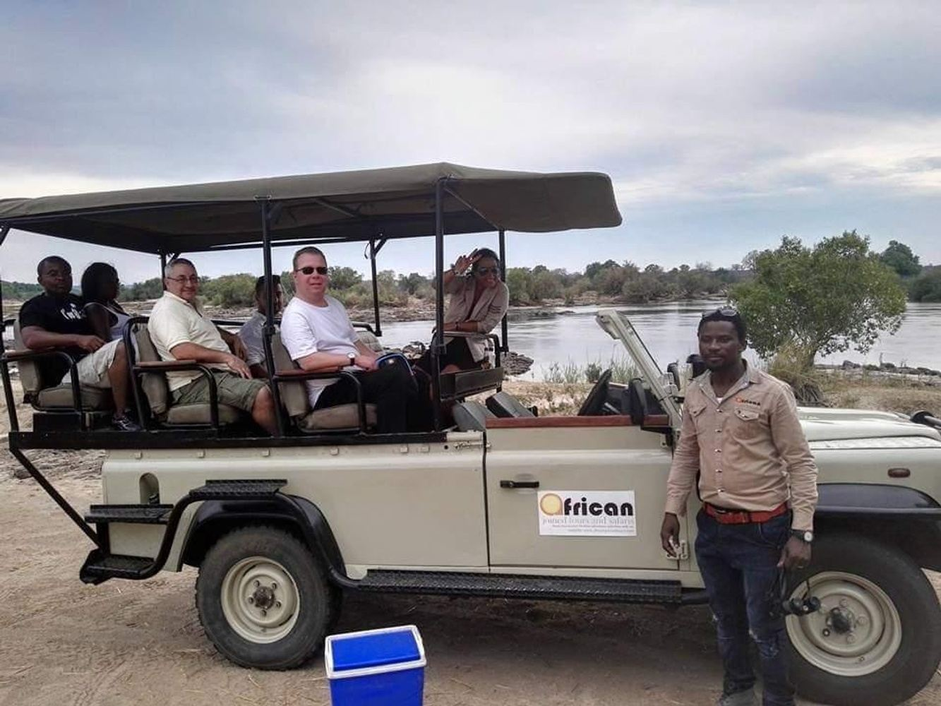 8 Days Livingstone & South Luangwa Tour