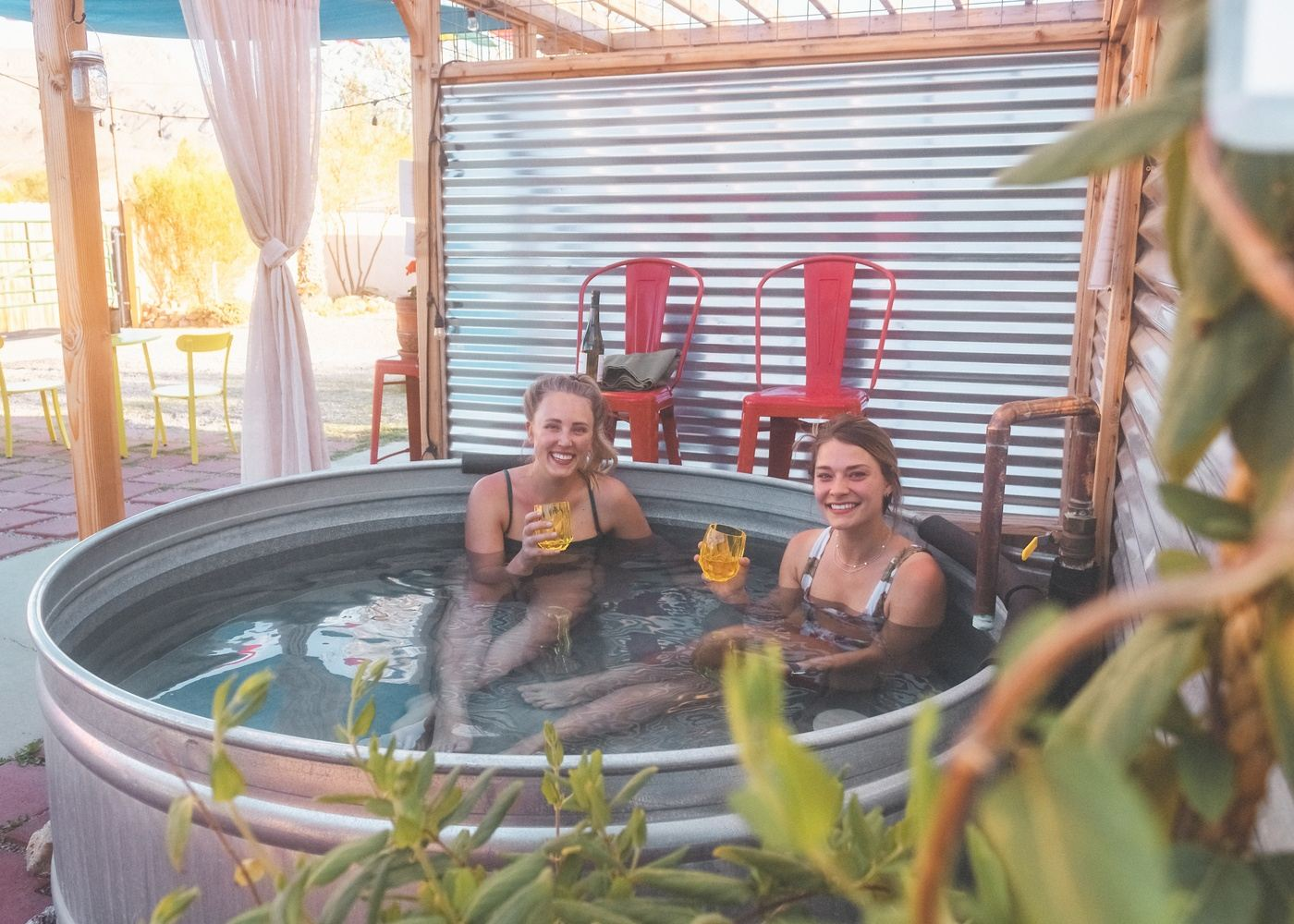 Yoga, Hot Springs, and Glamping Retreat!