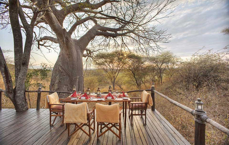5 Days Best Lodge Safari