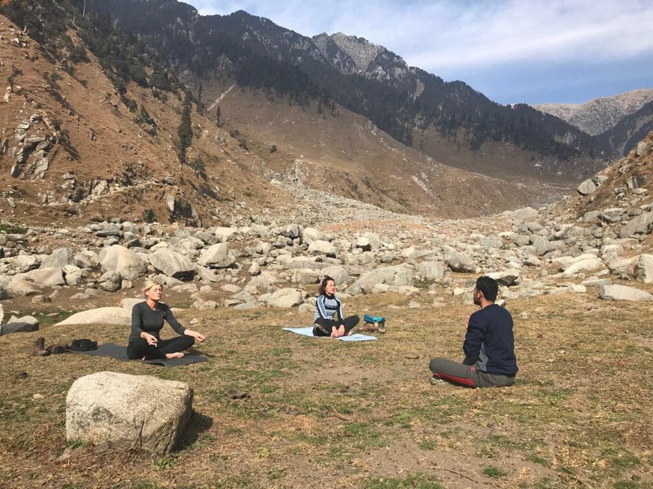 Rejuvenating Journey to Himalaya India- Yoga, Meditation & Trekking