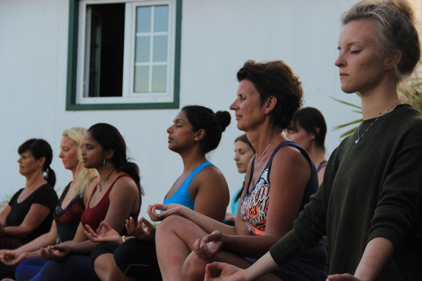 7 Days Relaxing Yoga Retreat - Choose From Six Dates