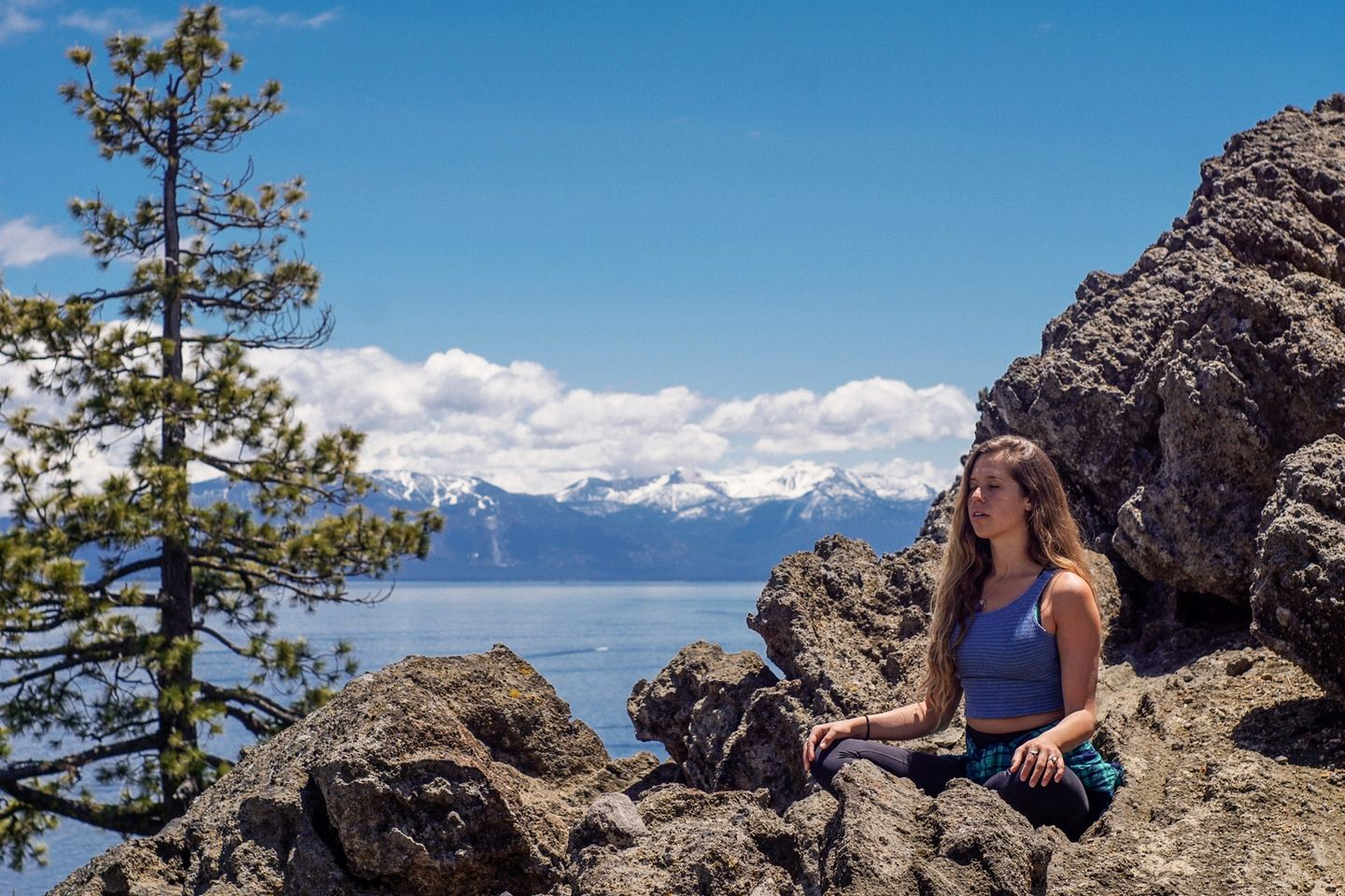 5 Day Tahoe Retreat - Yoga, Meditation, Sound Healing with Vegan Chef