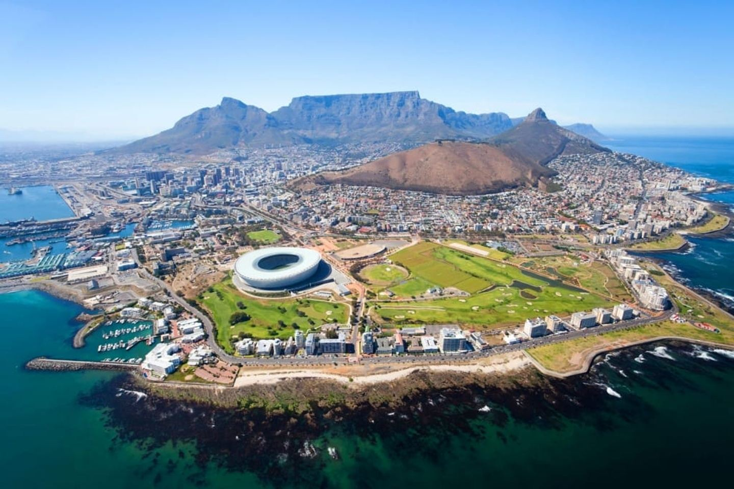 Cape Town, South Africa - jETBlack Travel Group