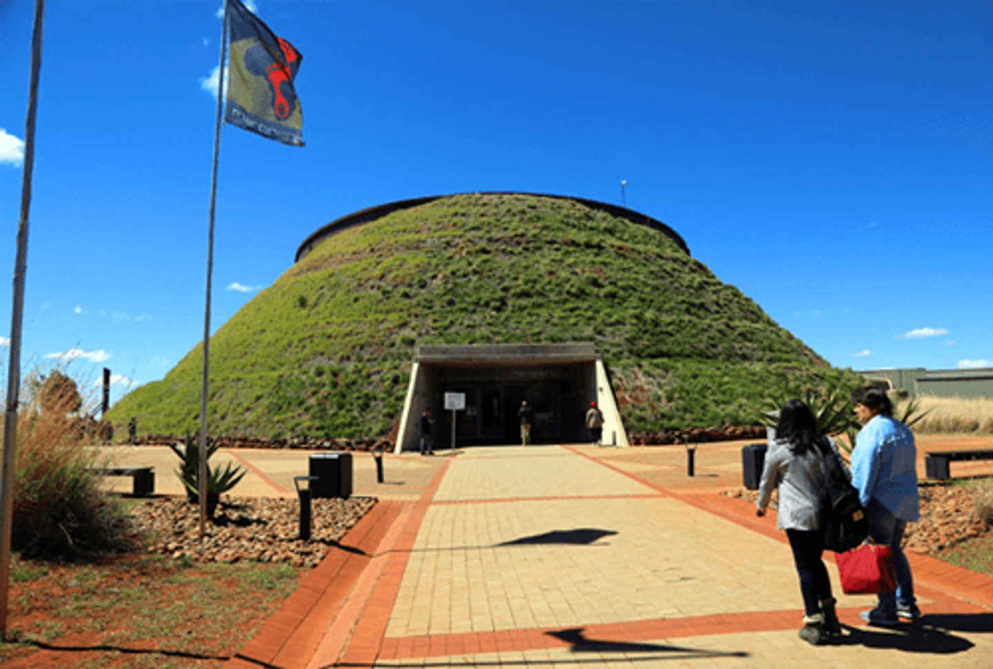 Maropeng & Sterkfontein Caves Day Tour.