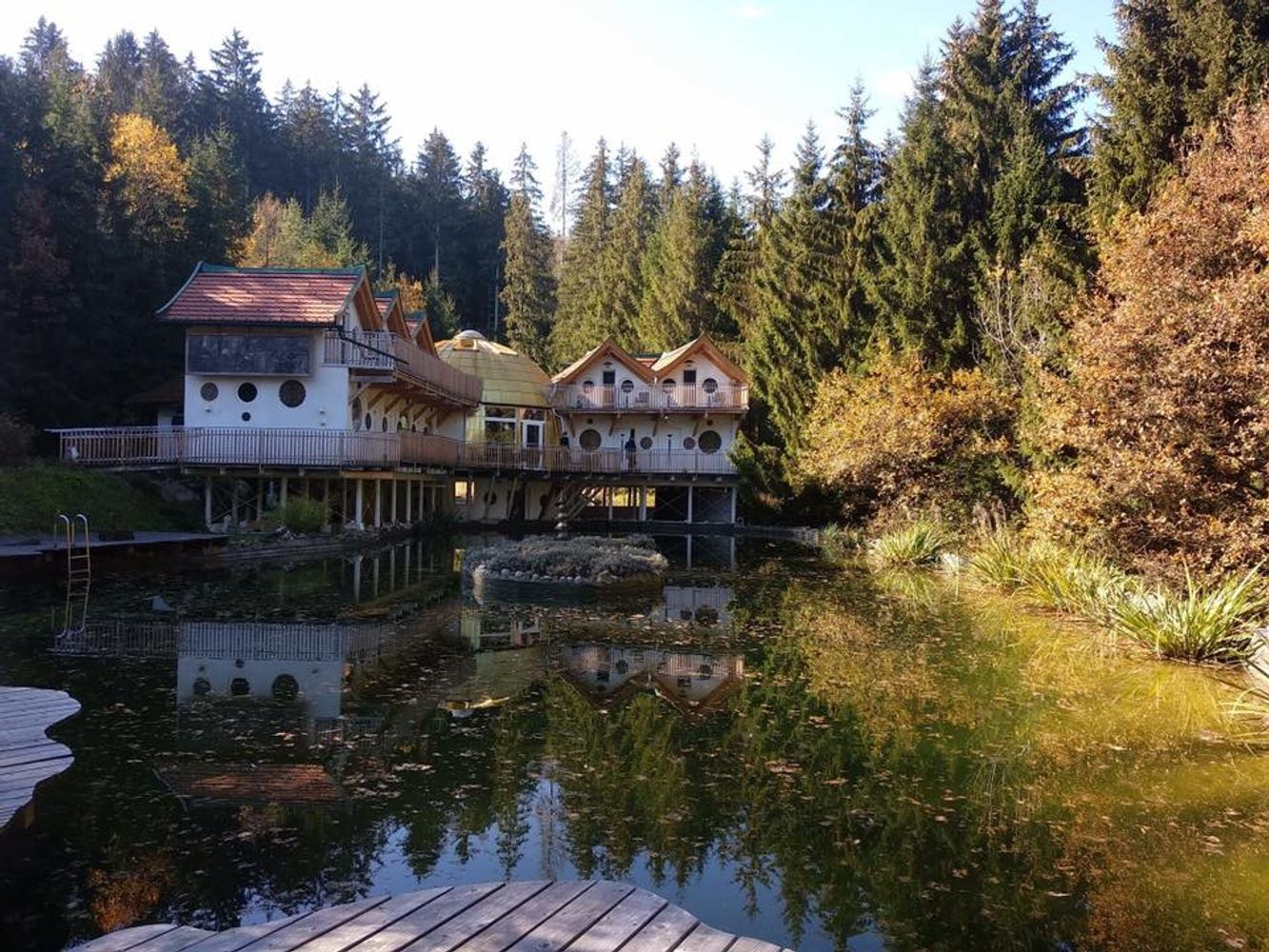 BREATHE. Yoga & Soulfood Retreat im Herbst