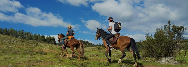 HORSE RIDING IN CUSCO Half Day