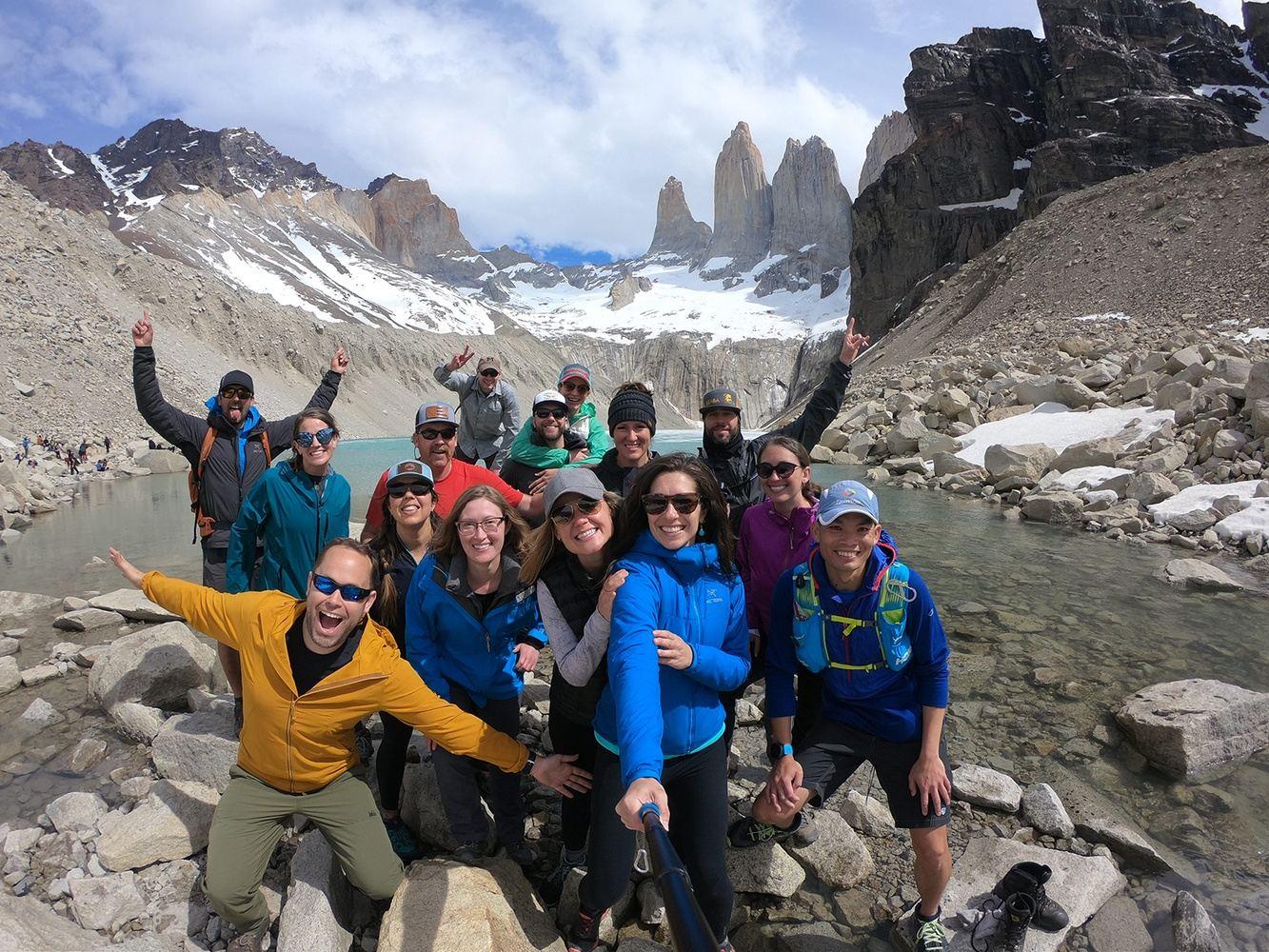 CHILEAN PATAGONIA: Torres del Paine