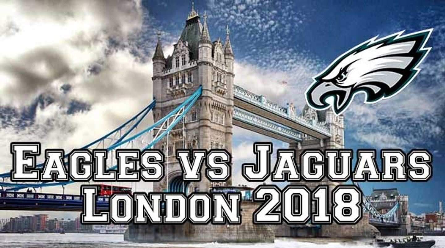 Philadelphia Eagles vs Jacksonville Jaguars 2018