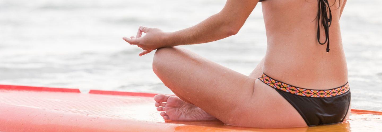 Yoga & SUP on Long Beach Island, NJ