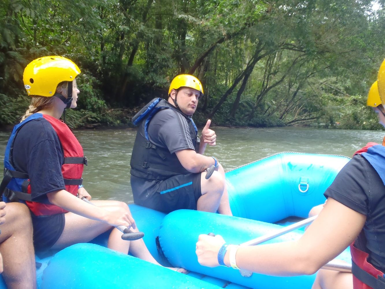 Day Trip to Rio Claro